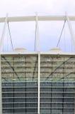 Het nieuwe voetbalstadion   Stock Foto's