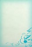 Het nieuwjaar en huwt Cristmas-tekeningsachtergrond Stock Afbeelding