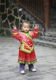 Het nieuwjaar Hmong Royalty-vrije Stock Foto