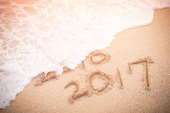 Het nieuwjaar is komend concept Royalty-vrije Stock Fotografie