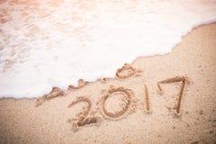 Het nieuwjaar is komend concept Royalty-vrije Stock Foto's