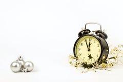 Het nieuwjaar komt stock foto's