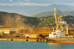 Het Nikkelmijnbouw van Nieuw-Caledonië Royalty-vrije Stock Foto
