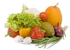 Het nog-leven met groenten Royalty-vrije Stock Foto