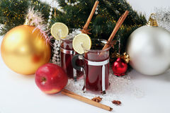 Het nog-leven van Kerstmis Stock Fotografie