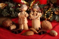 Het nog-leven van Kerstmis Stock Foto