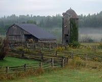 Het noordelijke Landbouwbedrijf van Ontario Royalty-vrije Stock Afbeeldingen