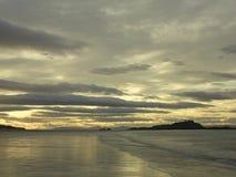 Het noorden Berwick Beach Royalty-vrije Stock Afbeelding
