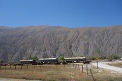 Het noorden van Argentinië/noa, jujuy salta, stock afbeeldingen