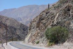 Het noorden van Argentinië/noa, jujuy salta, stock fotografie