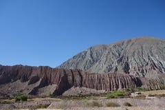 Het noorden van Argentinië/noa, jujuy salta, royalty-vrije stock afbeelding