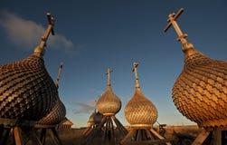 Het noorden van Rusland. Royalty-vrije Stock Foto