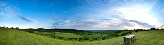 Het noorden verslaat Panoramisch stock afbeelding