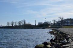 Het noordenhaven Denemarken stock afbeeldingen