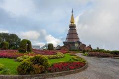 Het noordenpagode in Thailand Stock Afbeelding