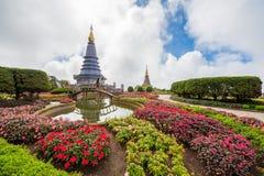 Het noordenpagode in Thailand Royalty-vrije Stock Foto