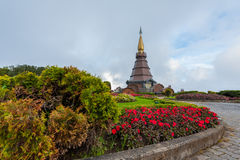 Het noordenpagode in Thailand Stock Afbeeldingen