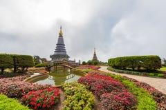 Het noordenpagode in Thailand Stock Foto