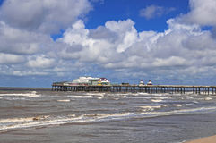 Het Noordenpijler van Blackpool Royalty-vrije Stock Afbeelding