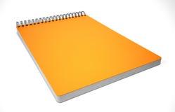 Het notitieboekje van het ringsbindmiddel Royalty-vrije Stock Fotografie