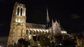 Het Notre-Dame de Paris van Cathédrale Royalty-vrije Stock Fotografie