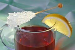 Het is nu Teatime Royalty-vrije Stock Afbeelding