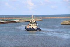 Het Oceaan aankomen van HMS in Sunderland, 1 Mei 2015 Royalty-vrije Stock Afbeelding