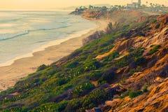 Het Oceaanuitzicht van Californië Royalty-vrije Stock Fotografie