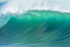 Het oceaanwater van de Golfclose-up Stock Afbeeldingen
