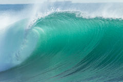 Het oceaanwater van de Golfclose-up Royalty-vrije Stock Foto's