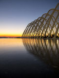 Het olympische centrum van Athene Royalty-vrije Stock Foto