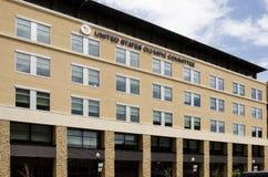 Het Olympische het Comité van Verenigde Staten hoofdkwartier royalty-vrije stock afbeelding