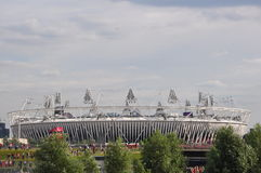 Het olympische Stadion, Olympisch Park, Londen Royalty-vrije Stock Afbeelding