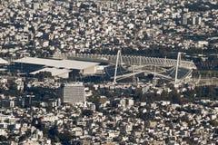 Het Olympische Stadion van Athene Stock Fotografie