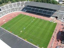 Het olympische stadion van Helsinki Stock Fotografie