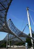 Het Olympische Stadion van München Stock Foto's