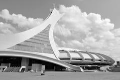 Het olympische stadion van Montreal Royalty-vrije Stock Afbeelding