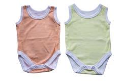 Het ondergoed van de baby Stock Fotografie