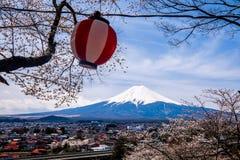 Het onderstel Fuji Stock Fotografie