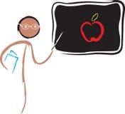 Het onderwijs royalty-vrije illustratie