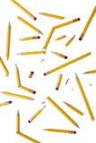 Het onderwijs van potloden royalty-vrije stock foto