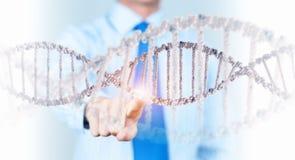 Het onderzoek van de biochemie stock afbeeldingen