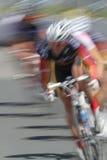 Het onduidelijke beeld van de cyclus stock foto