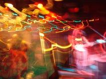 Het Onduidelijke beeld Volledige Kleur van de stadiummuziek royalty-vrije stock afbeeldingen