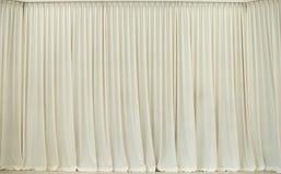 Het ongelijke Grote Gordijnscherm drapeert bilaterale golf stock afbeeldingen