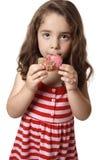 Het ongezonde eten stock afbeeldingen