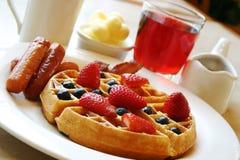 Het ontbijt van de macht Royalty-vrije Stock Foto's