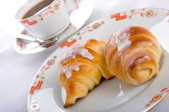Het ontbijt van de ochtend royalty-vrije stock foto's