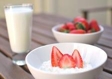 Het ontbijt van de zomer Royalty-vrije Stock Foto