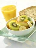 Het ontbijt van het dieet Stock Foto